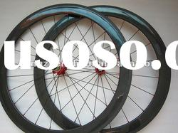 carbon fiber bicycle wheel set/700C carbon wheels tubular 50mm