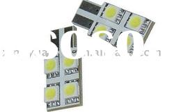 dashboard light led or led car/auto dashboard light 194 t10 4SMD 5050