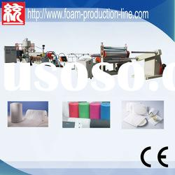 epe foam sheet extrusion line(CE APPROVED TYEPE-170)