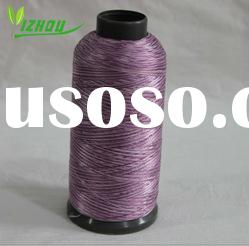 factory 100% polyester sewing thread polyester embroidery thread