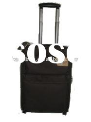 fashion design EVA trolley travel bag set