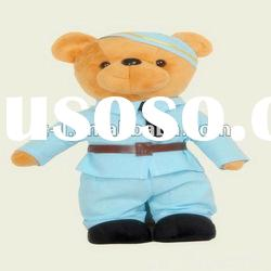 fluffy teddy bear plush toy