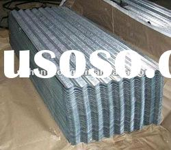 galvanized corrugated steel sheet zinc-coated 60g