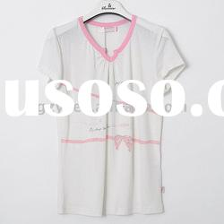 high quality cotton fashion t-shirt with printing