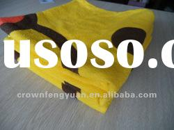high quality cotton printed bath towel