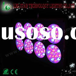 hydroponics/greenhouse/indoor garden full spectrum double lens 3w high power 120w led grow light