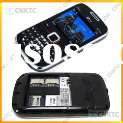 "iPro i6 cell phone with QWERTY keyboard,2.2"" color screen,bluetooth,dual stanby,camera,CE/RoHS"
