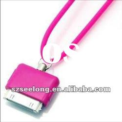 iStrap Lanyard Neck Strap for Apple iPhone 3G/3GS 4 4G 4S iPod Nano Touch