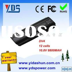 laptop battery charger for HP DV4