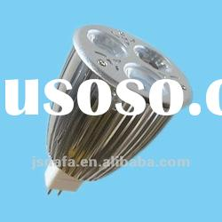 led spot lamp MR16 3*2W high power LED spot light