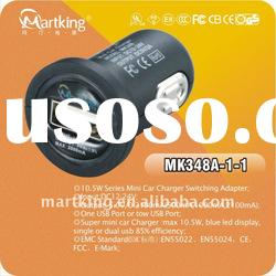 mini usb car charger for samsung galaxy tab p1000