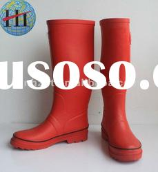 natural rubber rain boots for women