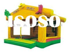 outdoor inflatable play house BD-V111