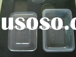 plastic food container with lid