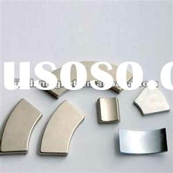 rare earth powerful Neodymium (Ndfeb) sintered magnets for motor