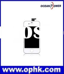 replacement lcd display with touch screen digitizer assembly for iphone 4 4s assembly