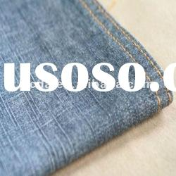 slub jeans fabric;100%cotton woven denim fabric10.5oz