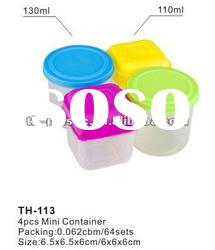 small containers,small plastic containers with lid