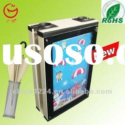 special LED scrolling advertising light box