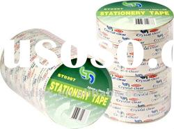 super clear bopp packing tape made by chinese manufacturer