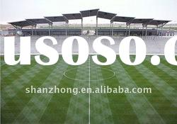 top quality artificial grass for football field