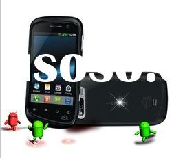 "touch screen 3.5""inch capacitive 3G wifi GPS dual sim mobile phone A101"