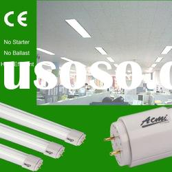 warehouse 1500mm fluorescent T8 energy saving lighting tube