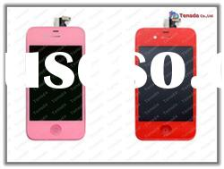 wholesale for Apple iPhone 4 LCD with touch screen/panel digitizer assembly replacement