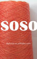 wool acrylic nylon blended yarn
