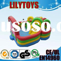 0.5mmPVC inflatable jumping bouncer for kids /inflatable toys for kids/inflatable outdoor product