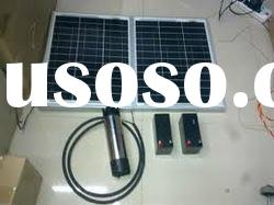 100KW solar irrigation water pump for agriculture DHCZ-SWP-100W