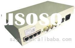 100~240v ac input voltage,POE power supply ,4-CH output , 60w max power
