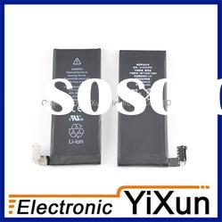 100% Original China Battery for Mobile Phone Battery for Iphone 4