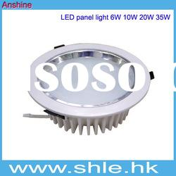 10w led recessed downlight