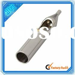 1pc Disposable Stainless Steel Tattoo Tube Tips
