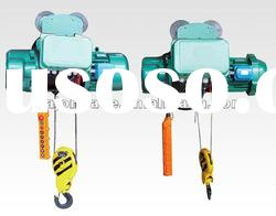 2012 Hot Sale CD1 Wire Rope Electric Hoist