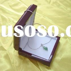 2012 Hot Sale Elegant Stylish handcrafted wooden jewelry boxes