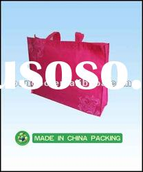 2012 New Eco Friendly Foldable Non Woven Bags For Shopping