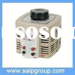 2012 New Single Phase Contact Voltage Regulator