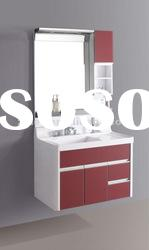 2012 New design bathroom cabinet with blum hinge and slide