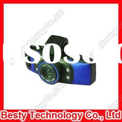 2012 Newest Colorful Car DVR GPS 1080P Car DVR Recorder Hot Selling