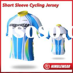 2012 Sublimated Custom Breathable and Quick-dry Good UV Protection Cycling Jersey