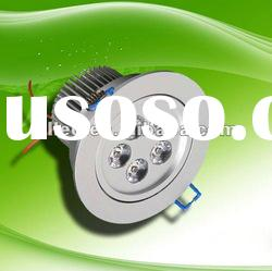 2012 hot sale high quality led downlight globe