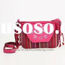2012 latest fashion handbag new style messenger bag