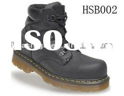 2012 newest style steel toe safety work boot