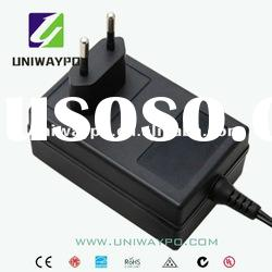 24W 9v 2.4a Universal AC Adapter,wall mount switching power adapter