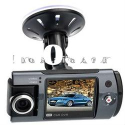 2.0LTPS 1080p car black box video recorder detection and wide view angle