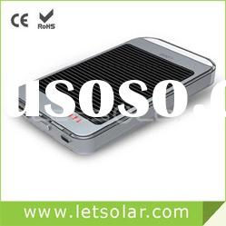 2.1A output 6000mAh MP3/MP4/ mobile phone devices solar charger
