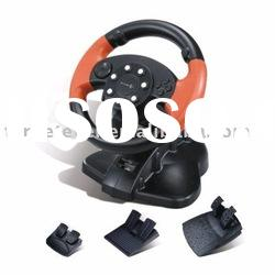 3 IN 1 Game Steering Wheel for PS/PS2/PC-USB