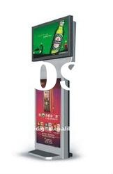 42 Inch 3G LCD Floor Standing Advertising Display